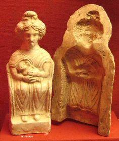 Déesse-Mère gauloise Celts