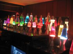 Lava Lamps everywhere My New Room, My Room, 90s Decorations, Interior Design Advice, Street Lamp, Bedroom Lamps, Night Lamps, Hurricane Lamps, Home And Deco