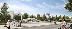 Atelier King Kong Unveils Designs for Grand Paris Express Metro Station