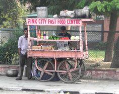 Meals on Wheels! ~ Jaipur, India