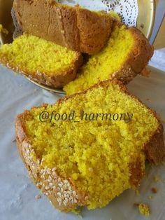 Kuwaiti cardamon zaffaron sponge cake قرص عقيلي
