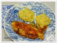 Filetes de Peixe no Forno | Recipes by Apok@lypsus