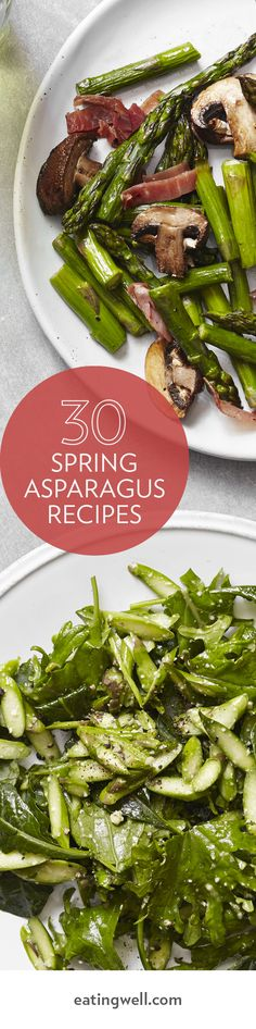 The best recipes for asparagus!