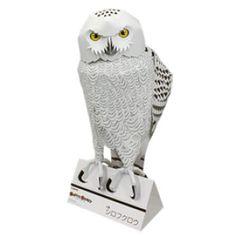 Snowy Owl free printable