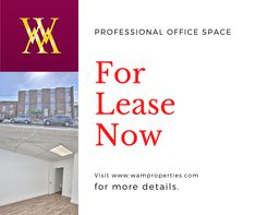 Are you looking for affordable office space to start or expand your business? We have lot's of options available. We can also build to meet your needs. Go to www.wamproperties.com for more info today! Office # 905-688-1586 Property Management, Woods, Real Estate, Meet, Space, Business, Building, Home Decor, Floor Space
