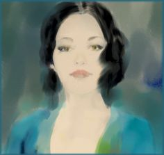 Irena. painter corel