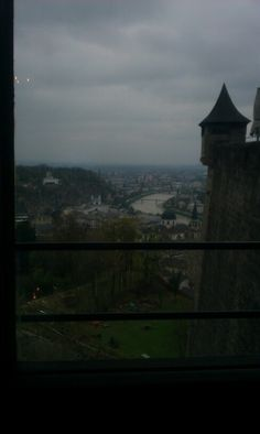 Salzburg, Austria, Castle, April Weather. Had dinner in this lovely castle then watched a motzart concert after dinner. It was by far one of the most romantic nights of my life <3