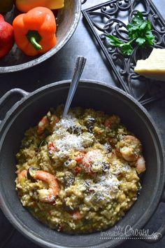 Cajun Shrimp and Rice Casserole