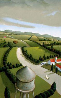 Lindgren & Smith :: Artists Representatives :: Robert Crawford R
