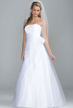 David's Bridal Collection - OP1204 | Photos | Brides.com