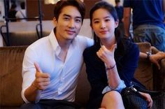 Song Seung-hun and Liu Yifei confirmed to be in a relationship
