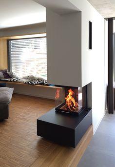 7 besten moderne kamine Bilder auf Pinterest   Modern fireplaces ...