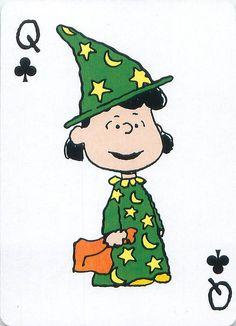 https://flic.kr/p/dd2Ajh | Peanuts Great Pumpkin Playing Cards | From the Peanuts Great Pumpkin card deck set.