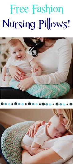 FREE Fashion Nursing Pillow Sale! {just pay s/h} ~ these make the perfect baby shower gift, too! #babies #thefrugalgirls