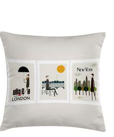 Almofada New London - Art Decor