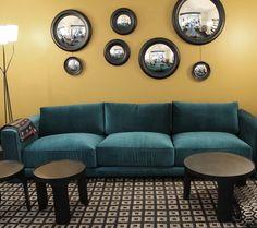 CARAVANE - Alto - Sofa with fixed cover