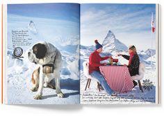 Migros Annual Report 2007 | Typographer: Roger Furrer | Concept: Studio Achermann, Zurich