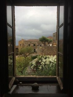 Super Ideas For Open Door Photography Window View Window View, Open Window, La Reverie, Looking Out The Window, Through The Window, Interior Exterior, Adventure Is Out There, Windows And Doors, Countryside