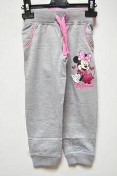 Spodnie dziecięce Myszka Minnie 52073  _A12  (3-8)