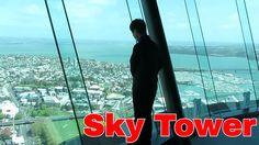Sky Deck 220m, Sky Tower, Auckland