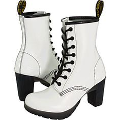 DR MARTENS INSPIRED LOW CUT BOOTS (WHITE) | | RM45.00 | SHOES ...