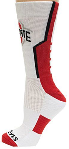 Donegal Bay NCAA Ohio State Buckeyes Youth Footie Socks Scarlet 3-5 Years