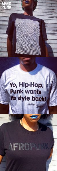AFRO-PUNK - ... the other Black experience
