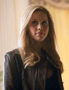 Rebekah from the Vampire Diaries