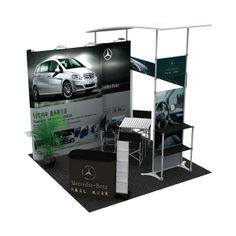 Booth 3*3  - YC-8D-3*3-013