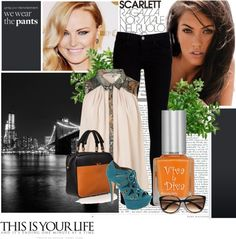 """""""..."""" by mariaorfao ❤ liked on Polyvore"""