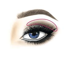 jak powiększyć oczy