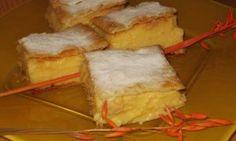 Serbian Vanilla Slice (Krempita)