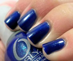 Royal Navy by Orly [Another blue for the collection?]