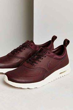 low priced 08b6c c05b4 Nike Air Max Thea Premium Sneaker Sneakers Nike, Brown Sneakers, Nike  Trainers, Nike