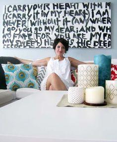 Pinterest Challenge: Robert Frost is in 'da House! - Chris Loves Julia