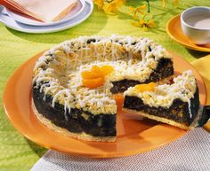 Tartă cu mac - Retete culinare - Romanesti si din Bucataria internationala Spanakopita, Oreo, Sushi, Bakery, Cheesecake, Goodies, Sweets, Ethnic Recipes, Desserts