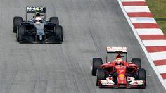 Magnussen 'destroyed' race - Kimi Raikkonen | Malaysian Grand Prix | Formula 1 news, live F1 | ESPN F1