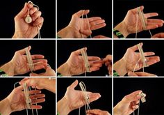 knotting Skill