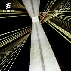Learn how Leo Villareal used 25,000 LED lights and the greater connectivity we've created to turn the Bay Bridge into the world's largest LED light sculpture.  http://www.ericsson.com/thinkingahead/networked_society/stories/#/film/the-bay-lights