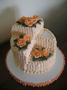 birthday cake decorating name Cake Decorating Frosting, Creative Cake Decorating, Cake Decorating Videos, Cake Decorating Techniques, Creative Cakes, Decorating Ideas, Cake Icing, Buttercream Cake, Eat Cake