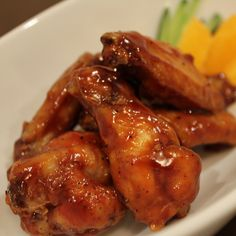 The Wide World of Wings: Honey Barbecue
