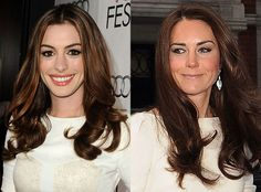 Anne Hathaway has topped a poll of A-list actresses who would make a believable Kate Middleton. Who do you think could play Kate?