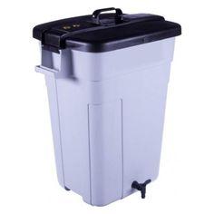 Wormenbak groot100 liter - Kwekersvergelijk Compost, Canning, Green Houses, Pots, Animals, Card Stock, Animales, Animaux, Composters