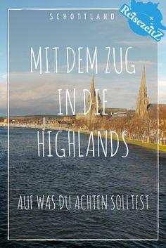 Auf dieser Reise in Schottland habe ich mich mit dem Zug von Edinburgh in die Highlands nach Inverness aufgemacht. Was du bei der Fahrt mit dem Zug in Schottland beachten solltest, erfährst du hier.