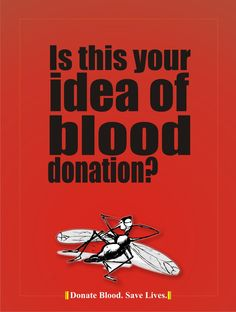 Please Donate Blood