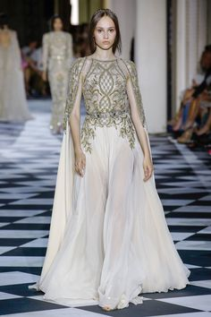 Zuhair Murad Fall 2018 Couture Collection - Vogue