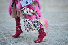 Paris Fashion Week Haute Couture: Spring/Summer 2016 - Anna Dello Russo at Schiaparelli