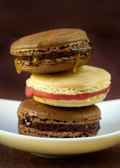 Macarons by The Traveler's Lunchbox, via Flickr
