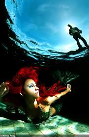 underwater fashion photography lighting - Google Search