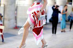 Eight street style snaps from Paris fashion week gallery - Vogue Australia